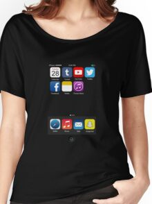 The All New iPhone Women's Relaxed Fit T-Shirt