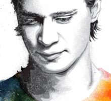 Colorful fanmade portrait of Kygo Sticker