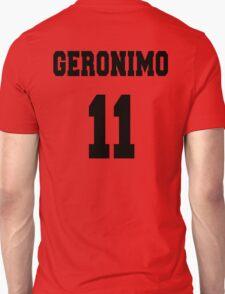 Geronimo - The 11th Doctor T-Shirt