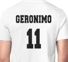 Geronimo - The 11th Doctor Unisex T-Shirt