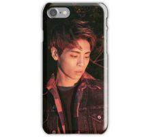shinee jonghyun iPhone Case/Skin