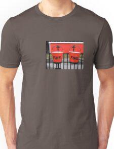 Fire, Fire Unisex T-Shirt