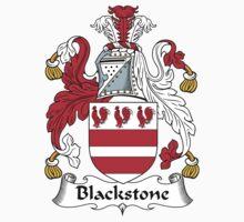 Blackstone Coat of Arms (English) by coatsofarms
