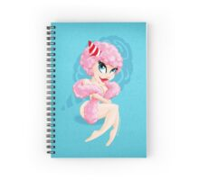 Sweet <3's - Miss Flossy Spiral Notebook