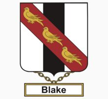 Blake Coat of Arms (English) Kids Clothes