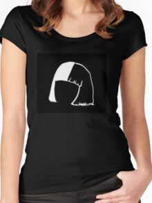 SIA TOUR 2016 KHUSNUL KY SATU 11 Women's Fitted Scoop T-Shirt