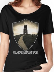 Dark Tor - Gothic Glastonbury Women's Relaxed Fit T-Shirt