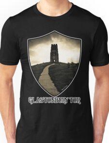 Dark Tor - Gothic Glastonbury Unisex T-Shirt