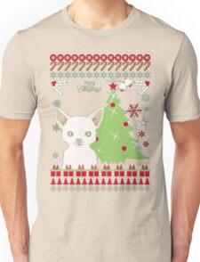 Chihuahua Christmas Ugly Sweater Unisex T-Shirt