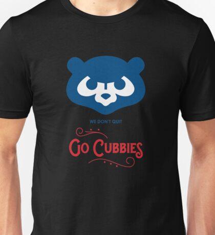 Go Cubbies Unisex T-Shirt
