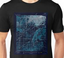 USGS TOPO Map Arkansas AR Little Rock 260149 1935 24000 Inverted Unisex T-Shirt