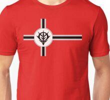 Gundam - Zeon Flag Unisex T-Shirt