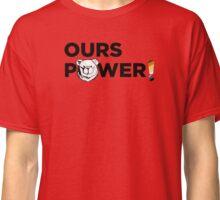 ROBUST BEAR POWER FRANCE Classic T-Shirt