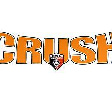 Crush (Black Outline) by crushfansunited
