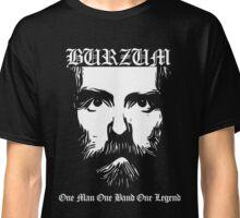 Burzum-One Man One Legend Classic T-Shirt
