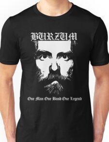 Burzum-One Man One Legend Unisex T-Shirt