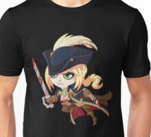 Lady Maria of the Astral Clocktower Unisex T-Shirt