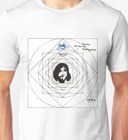 The Kinks - Lola Versus Powerman and the MoneyGoRound Unisex T-Shirt