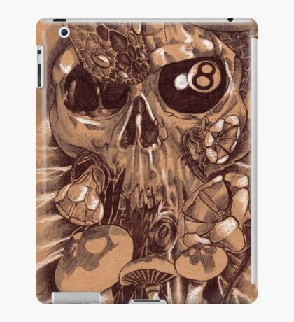 Tattoo Quotables iPad Case/Skin