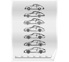 911 Evolution Poster