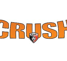 Crush (White Outline) by crushfansunited