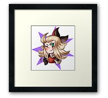 Edea Lee - Thumbs Up Framed Print