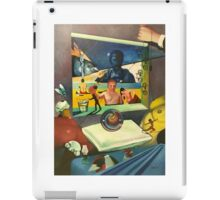 PHISH ART SURREALISM RARE iPad Case/Skin