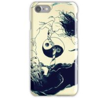 YinYang  iPhone Case/Skin