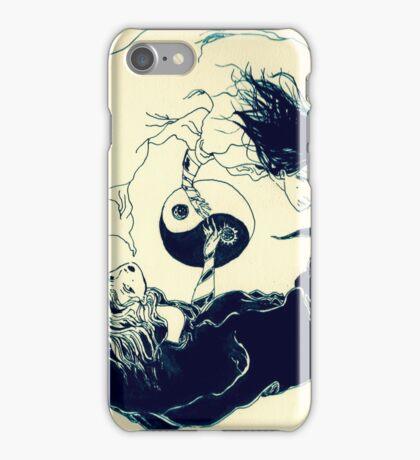 YinYang  iPhone Case/Skin