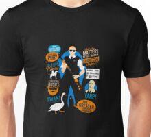 Hot Fuzz Cornetto Trilogy Unisex T-Shirt
