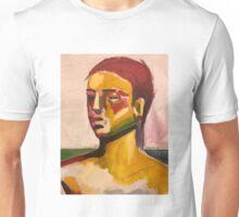 Portrait of a Woman  Unisex T-Shirt