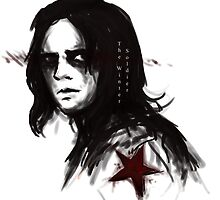 The Winter Soldier by MousMuse