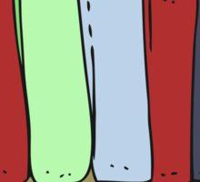 cartoon books Sticker