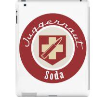 Juggernaut Soda iPad Case/Skin