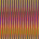 Rainbow Stripes by Antonio Arcos aka fotonstudio