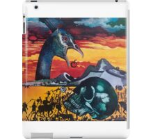 Skull SURREALISM  iPad Case/Skin
