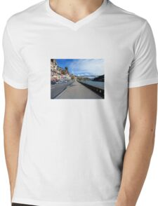 Then the Sun Came Out Mens V-Neck T-Shirt