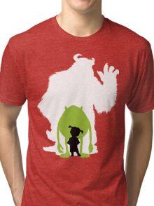 Monsters Inc. Tri-blend T-Shirt