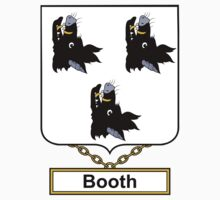 Booth Coat of Arms (English) Kids Clothes