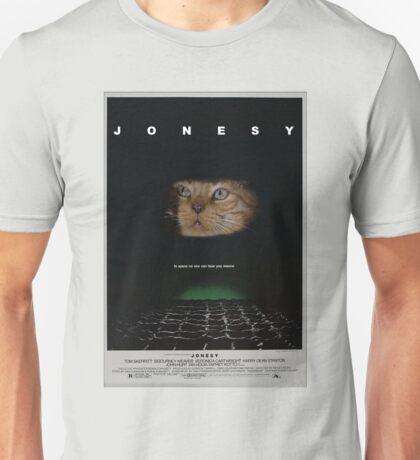 JONESY - ALIEN FILM POSTER Unisex T-Shirt
