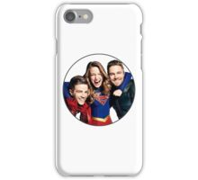 Arrow, Flash and Supergirl! iPhone Case/Skin