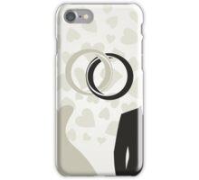 Wedding dress iPhone Case/Skin