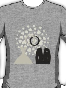 Wedding dress T-Shirt