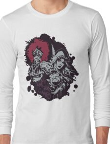 Sylvanas has no time for games Long Sleeve T-Shirt