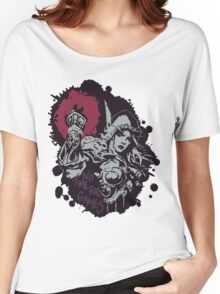 Sylvanas has no time for games Women's Relaxed Fit T-Shirt