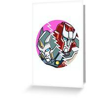 Drift & Ratchet Greeting Card