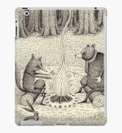 Camp Fire iPad Case/Skin