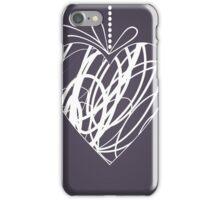 Wedding heart iPhone Case/Skin