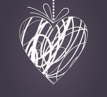 Wedding heart by Aleksander1