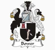 Bower Coat of Arms (English) by coatsofarms
